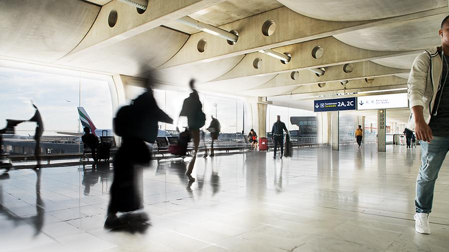 Aéroport par M. Duchaussoy / ENS Louis-Lumière