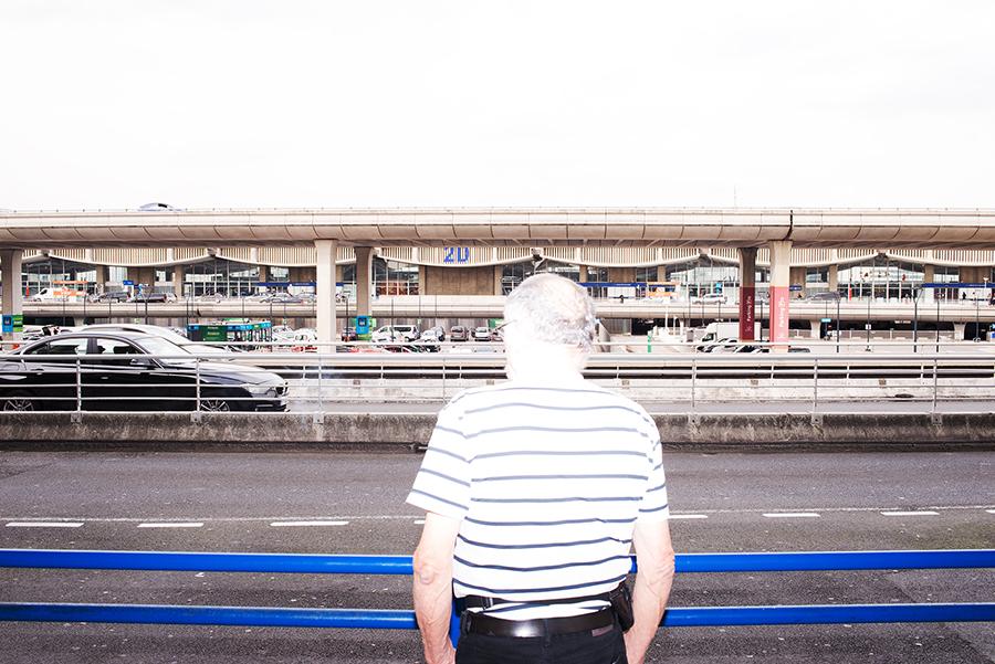 Aéroport par N. Melemis / ENS Louis-Lumière