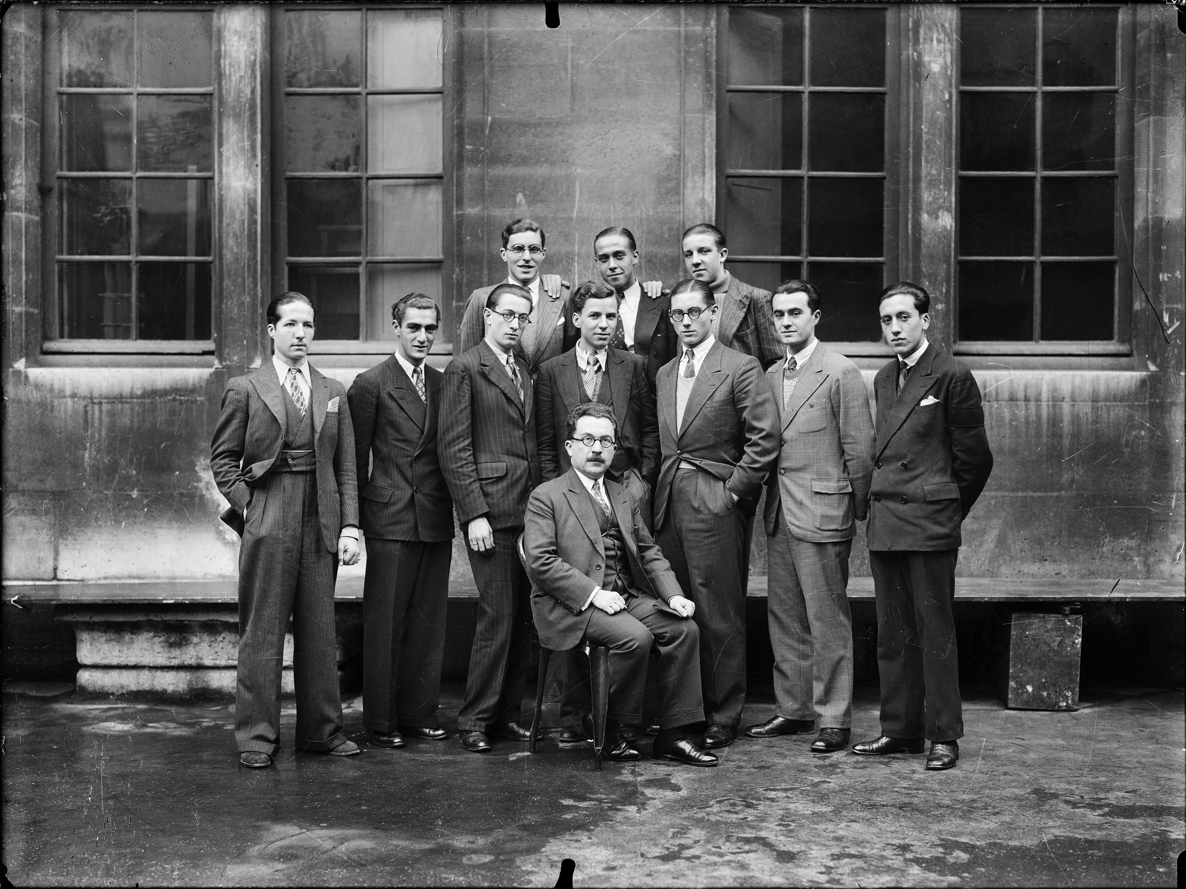 L'École, années 30