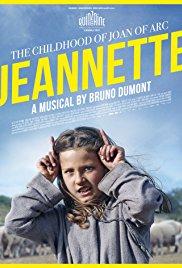 170906 jeannetteenfancedeJeanneD'Arc