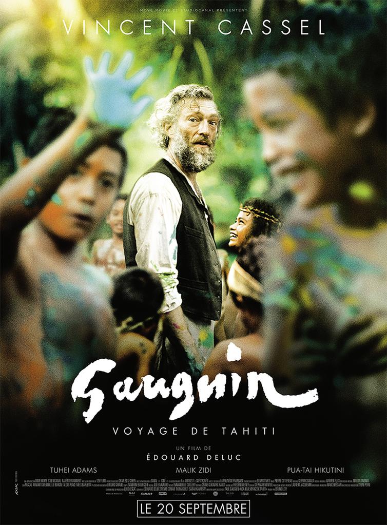 affiche gauguin