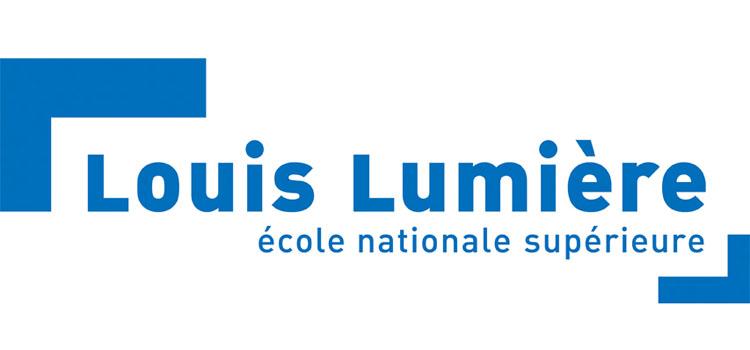 Logo ENS Louis-Lumière