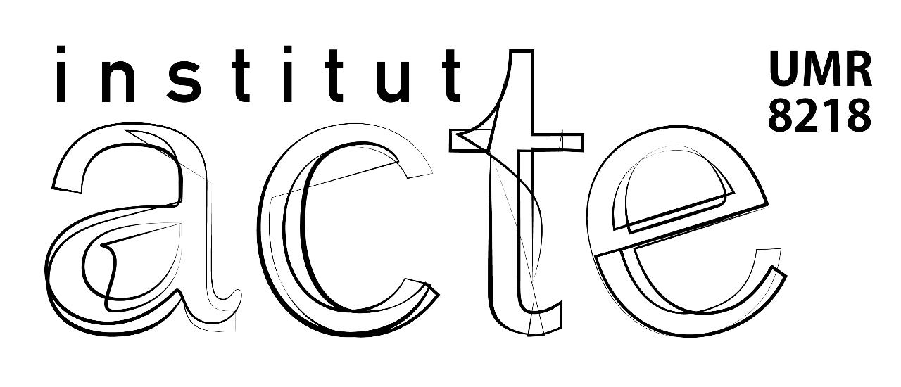 Logo Institut Acte