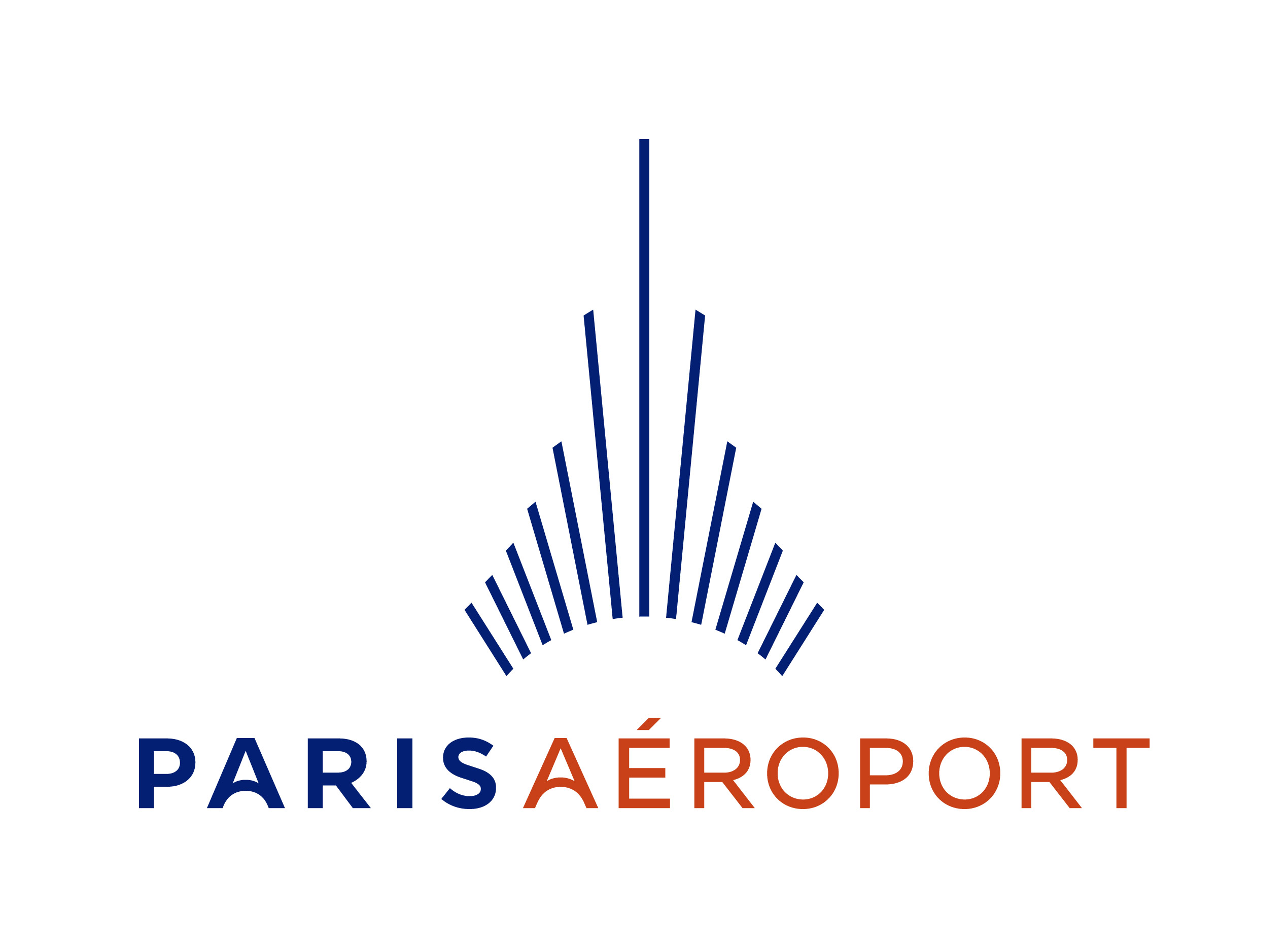 Logo Paris Aéroport