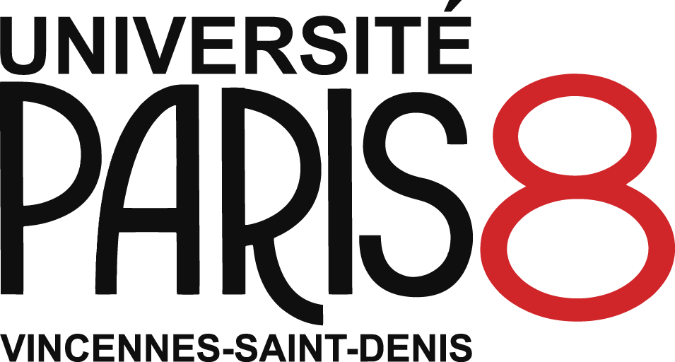 Logo Université Paris 8
