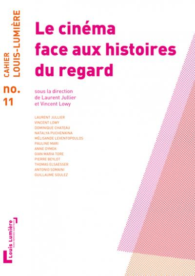 Couverture Cahier Louis-Lumière 11